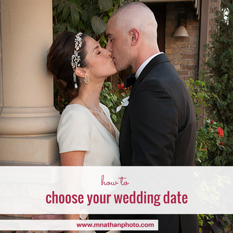 How to Choose the Date for Your Wedding